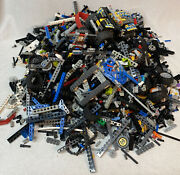 Lego Technic 10 Pound Lot Parts And Pieces Gears And Beams Ref2 100 Lego