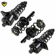 For Ford Five Hundred And Mercury Montego Awd Front Rear Strut Spring Assembly