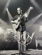 Dave Matthews Signed Autograph 11x14 Photo Band Under The Table And Dreaming Bas