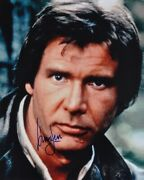 Harrison Ford Signed Photo - Star Wars - Raiders Of The Lost Ark, Blade Runner