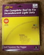 Light Keeper Pro Tool Fixes Repairs Incandescent Christmas Light Sets Tester