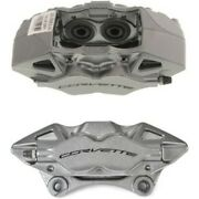 Set-ac1722628-r Ac Delco Brake Calipers 2-wheel Set Rear Driver And Passenger Side