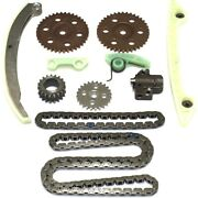 9-0727s Cloyes Timing Chain Kit Front New For Ford Focus Mazda 3 Mx-5 Miata