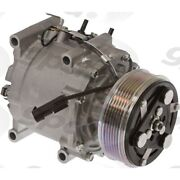 6511562 Gpd A/c Ac Compressor New With Clutch For Chrysler Sebring Dodge Stratus