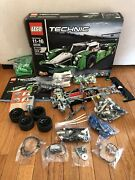 Lego Technic 24 Hours Race Car 42039 - Free Shipping Complete Some Parts Seal