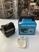 Sawyer's View Master Focusing Viewer Model D No. 2011 In Box Viewmaster Vintage