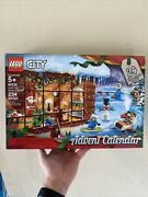 Lego City Advent Calendar 60235 Christmas Gift 24 Gifts Free Shipping