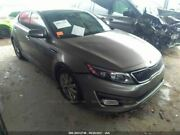 Console Front Floor Us Built Leather Seats Rear Vent Fits 14-15 Optima 2160207-1