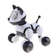 Robotic Puppy Dog Robot Pet Toy For Kids, Barks And Plays Tricks On Orders,