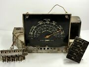 Ww2 Zenith Console Tube Radio Model 7s633 Chassis 7b01 For Parts
