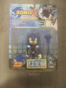 Sonic X Metal Force Sonic The Hedgehog Action Sonic Figure Rare Toy Island New
