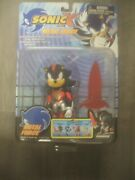 Sonic X Metal Force Shadow Action Figure Rare Toy Island Toys R Us New In Box