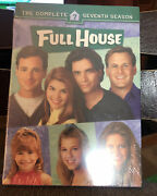 Full House The Complete Seventh Season 7 Dvdnew And Sealed