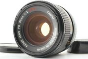 Rare O 【near Mint+++】 Canon Fd 35mm F/2 Ssc S.s.c. Mf Concave Lens From Japan