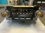 80-87 Gm Delco Am Fm Stereo Radio Etr Cassette Chevy Olds Buick Cadillac 82 83