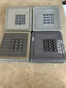 Hid Proxpro Access Control System Unit Accessory W/keypad Black 5355agk09 Lot 4