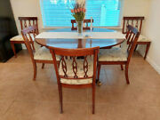 Price Drop Baker Furniture Historic Charleston Dining Table And 10 Chairs