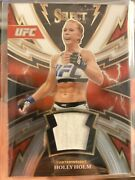 2021 Ufc Select Holly Holm Relic 33/149