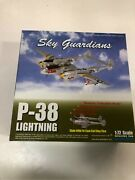 Witty Wings Sky Guardians Lockheed P-38 Lightning Elsie 49th Fg Col Clay Tice