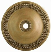 Livex Lighting - Wingate - Ceiling Medallion In Wingate Style - 42 Inches Wide