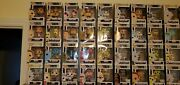 Rick And Morty Funko Pop Lot
