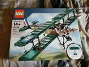 Lego Sopwith Camel 10226, Brand New And Rare, Factory Sealed