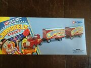 Corgi Chipperfield Circus Scammell Highwayman With 2 Trailers New