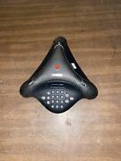 Polycom Voicestation 300 Speaker Phone 2201-17910-00 No Power Cord Included