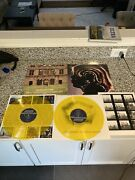 The Rolling Stones- Hot Rocks 1964-1971 Rsd Yellow Vinyl Abkco 2021-lithographs