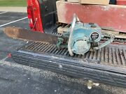 Vintage Sears Chainsaw 647g Sears Chainsaw Has Compression For Parts Or Repair