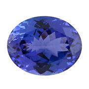 Loose Gemstone Aaaa Tanzanite Oval Rare Natural For Jewelry Gift Making Ct 3.00
