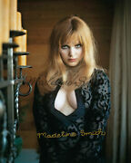 Madeline Smith Officially Signed Photograph - Hammer Films Hammer01