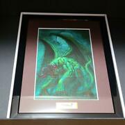 Berserk Exhibition Ltd Crowd Funding Special Zod And Guts Original Reproduction