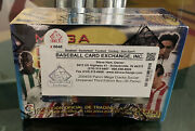 2004-05 Megacracks 3rd Edition Box Lionel Messi Very Well Preserved Must Read