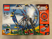 Lego Creator Ferris Wheel 4957 3 In 1 Complete Includes Manuals And Box