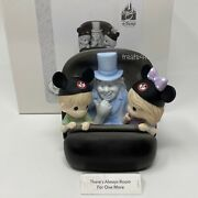 Nib Precious Momentshaunted Mansionthereand039s Always Room For One Moredoom Buggy