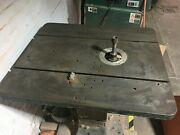 Fay And Egan Shaper With 1 Spindle 3 Phase Style J-5