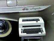 Ibm Selectric Typewriter Reconditioned To New Spec. Commercial-grade. Rare Find