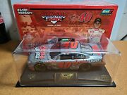 2002 Jamie Mcmurray 40 Coors Light 1st Cup Win Cgr Dodge 124 Nascar Revell Mib