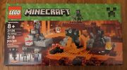 Lego Minecraft The Wither Set 21126 New In Sealed Box
