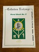 1979 Collector's Exchange Hand Book No. 2 Baseball Player Post Cards