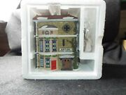 Dept 56 Kings Road Post Office Dickens Heritage Village Collection 1992 5801-7