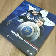 Hot Toys Movie Masterpiece Captain America Stealth Suit Edition
