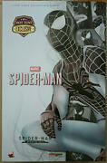 Hot Toys Spiderman Negative Suit Edition Video Game Masterpiece