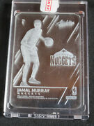 2016-17 Absolute Jamal Murray Rc Glass - Case Hit