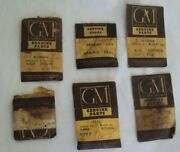 Nos 1950s-1960s Gm/chevy Passenger Powerglide And Turboglide Misc Parts