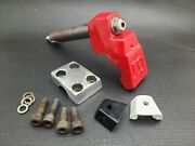 Old School Vintage Bmx Gt Performer Andlsquo88-andlsquo90 Red Quill Freestyle Stem