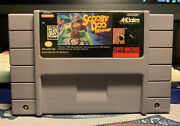 Scooby-doo Mystery Super Nintendo Entertainment System 1995 ☆cleaned☆tested☆