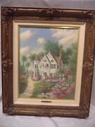 Dennis Patrick Lewan-victorian Dreams Signed/numbered Very Rare Hard To Find