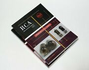 Rca Receiving Vacuum Tube And Transmitting Tubes Technical Manual Book 3 Vintage